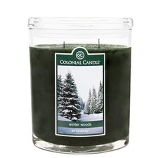 Winter Woods Jar Candle