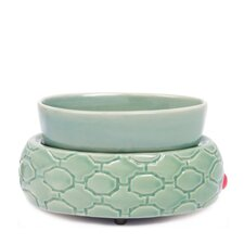 Ceramic Wax Melter Electric Lattice Dish
