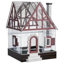 Featherstone Heights Tudor Keet/Tiel Home  Bird Cage