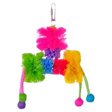 Calypso Creations Plucky Medium Bird Toy