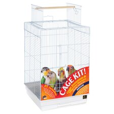 Play Top Small Parrot Bird Starter Kit