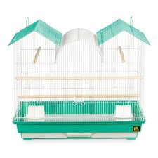 Triple Roof Bird Cage