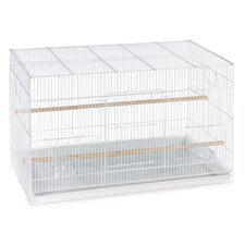 <strong>Prevue Hendryx</strong> Stackable Flight  Bird Cage