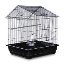 Offset Roof Cockatiel  Bird Cage