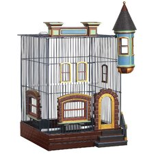 Featherstone Heights Brownstone Keet/Tiel Home  Bird Cage