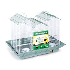 Clean Life Triple Roof Cage in Green and White