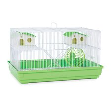 <strong>Prevue Hendryx</strong> Deluxe Small Animal Cage