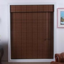 Arlo Blinds Bamboo Roman Shade in Triben