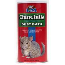 Chinchilla Dust Bath Small Animal Bedding - 32 oz.