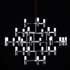 Crown 30 Light Major Crystal Chandelier
