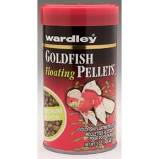 Floating Pellets Goldfish Food