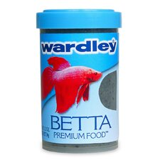 Wardley Betta Premium Food for Pet (1.2 Oz)