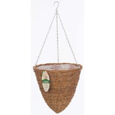 Hive-Shaped Hanging Planter