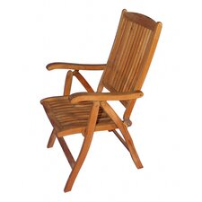 <strong>Regal Teak</strong> Salisbury Reclining Arm Chair