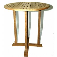 Pub Table with Optional Stools