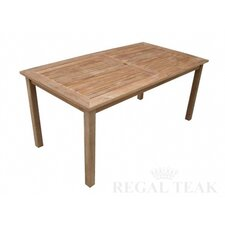 <strong>Regal Teak</strong> Harvest Dining Table
