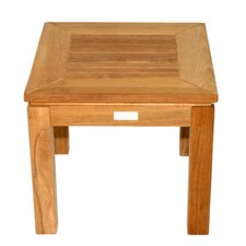 <strong>Regal Teak</strong> End Table