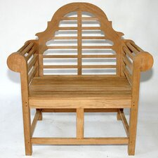<strong>Regal Teak</strong> Marlboro Lutyens Single Arm Chair