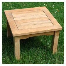 <strong>Regal Teak</strong> Mission Side Table