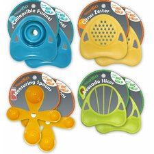 8 Piece MiniRifics Kitchen Utensil Set