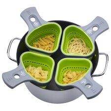 Healthy Steps Pasta Basket (Set of 4)