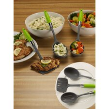 Healthy Steps 3 Piece Serving Utensil Set