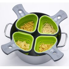 Healthy Steps Pasta Basket (Set of 4)