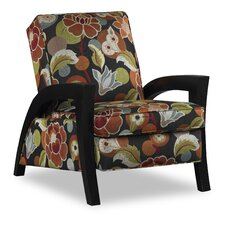 Grasshopper Fabric Arm Chair