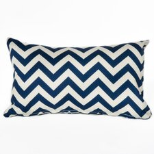 Chevron Indoor / Outdoor Lumbar Pillow