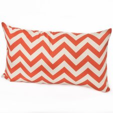 Chevron Indoor / Outdoor Lumbar Pillow