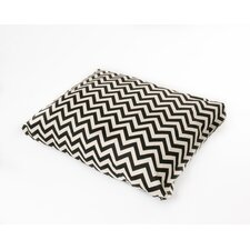 Chevron Pet Bed