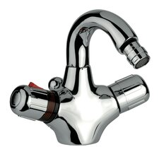 Double Handle Deck Mounted Bidet Faucet