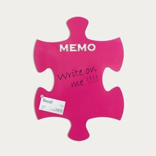 Jigsaw Piece Memo Board