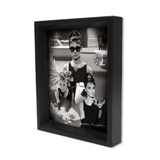 Audrey Hepburn Shadow Box