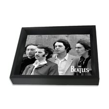 Beatles Group Shadow Box