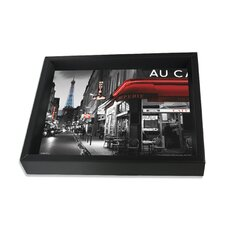 Rue Parisienne Photographic Prints Shadow Box