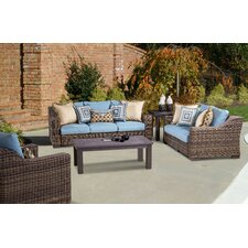 Naples Deep Seating Group with Cushions