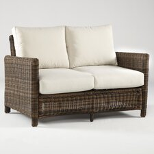 Del Ray Loveseat with Cushions