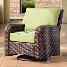 <strong>South Sea Rattan</strong> Saint Tropez Deep Seating Chair with Cushion
