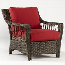 Saint John Deep Seating Chair with Cushion