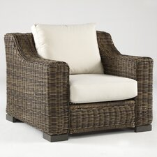 Naples Deep Seating Chair with Cushion