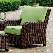 Saint Tropez Deep Seating Chair with Cushion