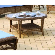 Savannah Wicker Coffee Table