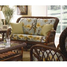 Havana Wicker Loveseat