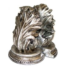 <strong>Bey-Berk</strong> Leaf Book Ends (Set of 2)