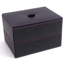 Stacked Jewelry Box