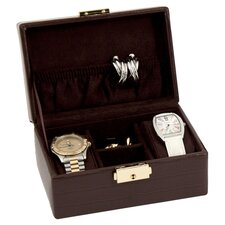 Croco 2 Watch Box
