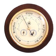 Barometer, Thermometer and Hygrometer