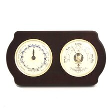Tide Clock, Barometer and Thermometer