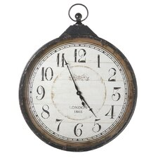 "Pocket Watch 31.75"" Wall Clock"
